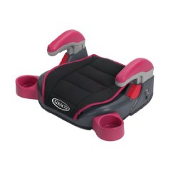 Backless TurboBooster Colorz Car Seat by Graco