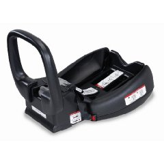 Chaperone Infant Car Seat Base Kit Black color by Britax