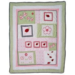 Quilt Lady Bug by KidsLine
