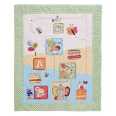 Quilt Hopscotch by Living Textiles Baby