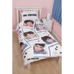 Single Duvet Cover Rotary by One Direction