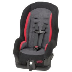 Tribute Convertible Car Seat by Evenflo