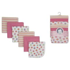6 Count Washcloth by Gerber
