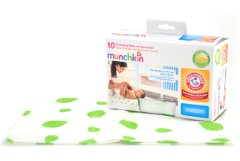 Arm & Hammer Disposable Changing Pad pack of 10 by Munchkin