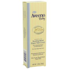 Baby Diaper Rash Cream Fragrance by Aveeno
