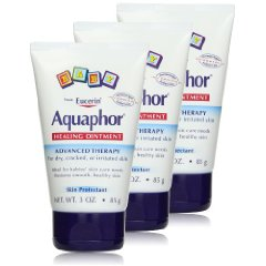 Baby Healing Ointment by Aquaphor 3 Pack