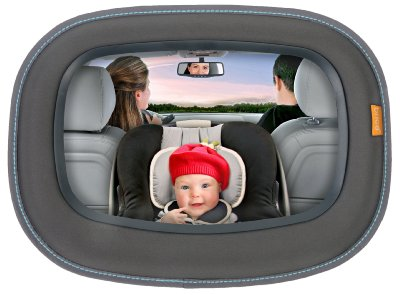 Baby In-Sight Auto Mirror for in Car Safety Brica