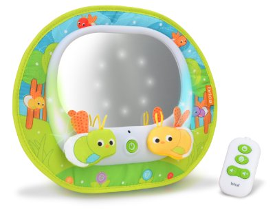 Baby In-Sight Magical Firefly Auto Mirror for in Car Safety by Brica