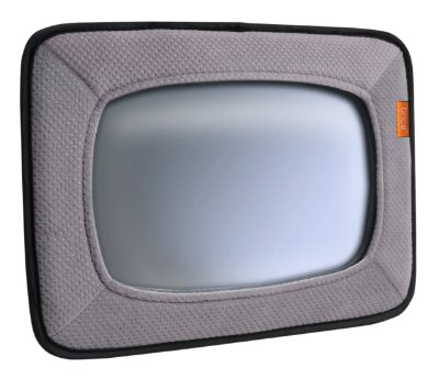 Baby In-Sight Mirror Gray by Brica