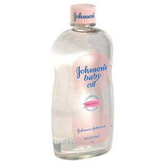 Baby Oil by Johnson's