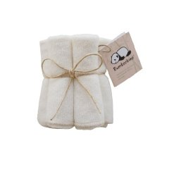 Baby Washcloths Wipes by Bamboobino Pack of 5