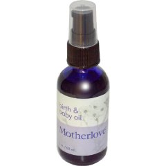 Birth and Baby Oil by Motherlove