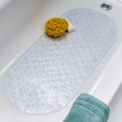 Bubble Bath Mat by Slip X Solutions