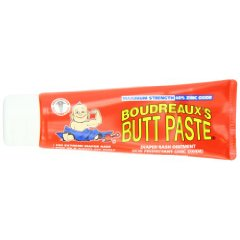 Butt Paste Diaper Rash Ointment Maximum Strength by Boudreaux's