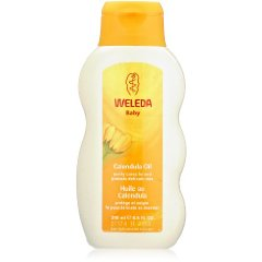 Calendula Baby Oil by Weleda