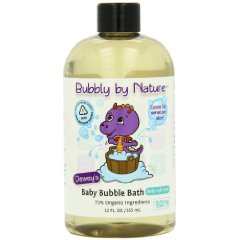 Dewey's Baby Bubble Bath by My True Nature