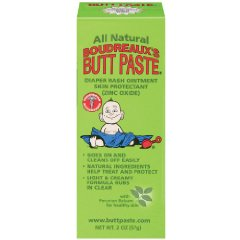 Diaper Cream All Natural by Boudreaux's Butt Paste