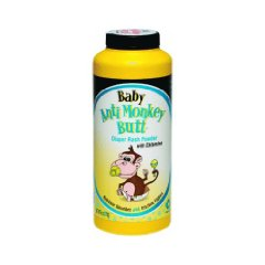 Diaper Rash Powder by Baby Anti-Monkey Butt