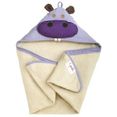 Hooded Towel by 3 Sprouts
