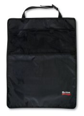 Kick Mats Black comes in 2 Packs by Britax