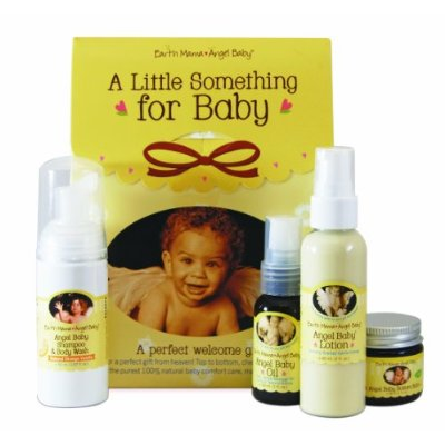 A Little Something for Baby by Earth Mama Angel Baby