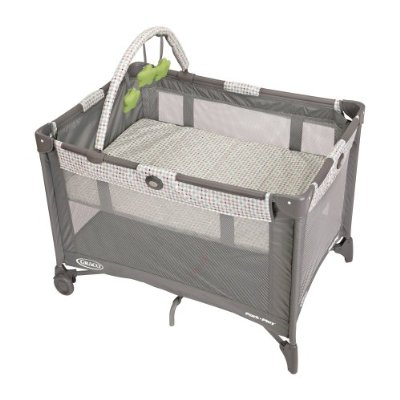 Pack 'N Play Playard with Bassinet by Graco