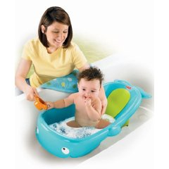 Precious Planet Whale of a Tub by Fisher-Price