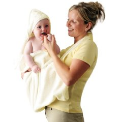 Splash and Wrap Hooded Towel by Clevamama