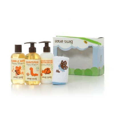 Tangerine Clean Gift Set by Little Twig