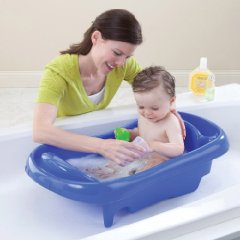 Infant to Toddler Tub with Sling The First Year's