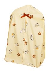 Champ Snoopy Diaper Stacker by Bedtime Originals
