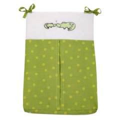 Luv U Zoo Diaper Stacker (Ivory) by Fisher Price