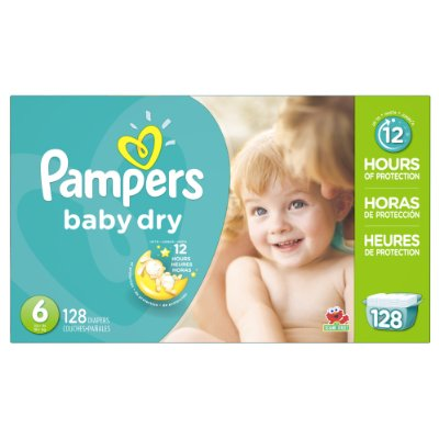 Baby Dry Economy Pack Plus by Pampers