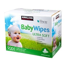 Baby Wipes by Kirkland Signature