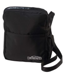 Natural Flow Insulated Bottle Tote by Dr. Brown's