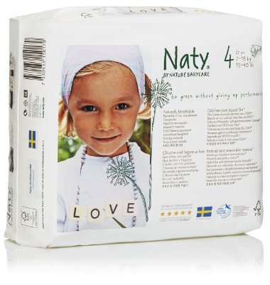 Naty Chlorine-Free Diapers