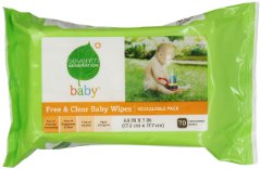 Original Soft and Gentle Wipes by Seventh Generation