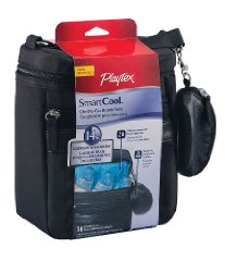 SmartCool On-the-Go Bottle Tote by Playtex