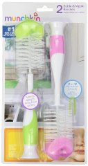 Bottle & Nipple Brush by Munchkin