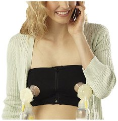 Easy Expression Hands-Free Bustier by Medela