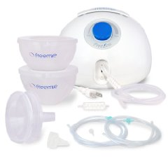 Freedom Deluxe Breast Pump Set by Freemie