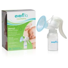 Manual Breast Pump by Evenflo