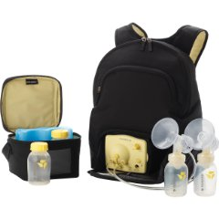 Pump In Style Breast Pump Backpack by Medela