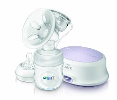 Single Electric Breast Pump by Philips Avent