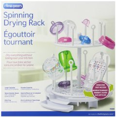 Spinning Drying Rack by The First Years