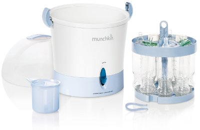 Steam Guard Electric Sterilizer by Munchkin