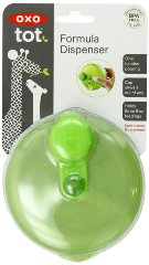 Tot Formula Dispenser (Green) by OXO