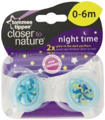 Closer to Nature Night Pacifier by Tommee Tippee