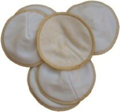 Cloth Nursing Pads 'Bamboo' by Mother-Ease
