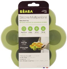 Multiportions Containers 'Green' by BEABA